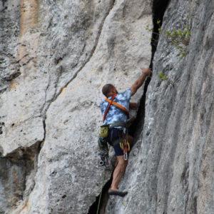 The crag - King Kong Face