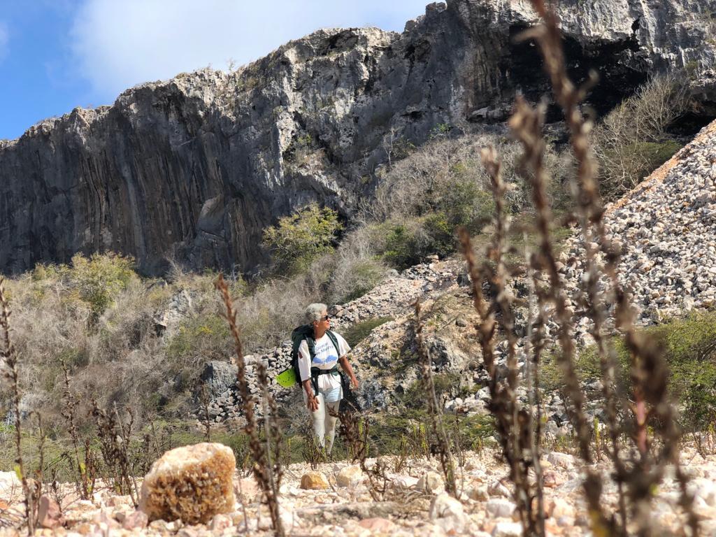 Hiking at The Tafelberg