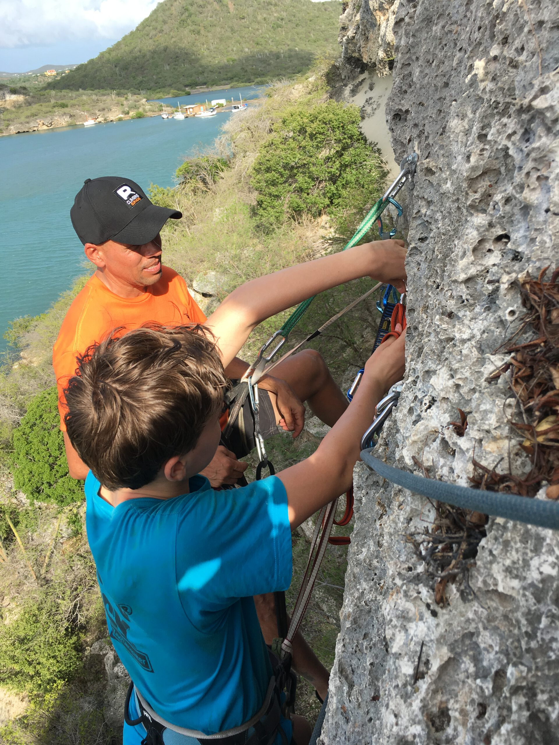 Introduction Climbing Course