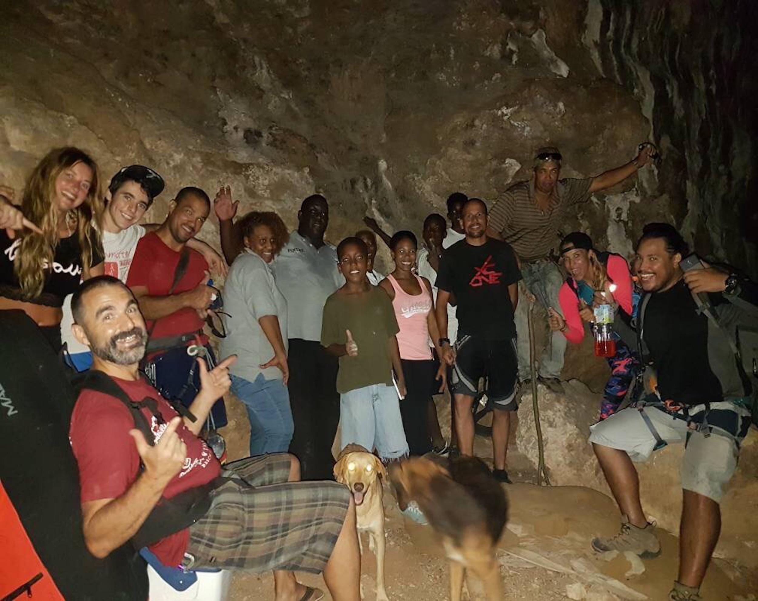Group Climbing Trips Rock Climbing Curacao
