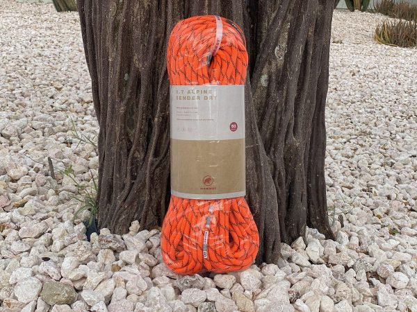 RCC Store Mammut 8.7mm Alpine Sender Dry Orange/Black